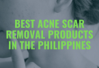 Best Acne Scar Removal Products Philippines