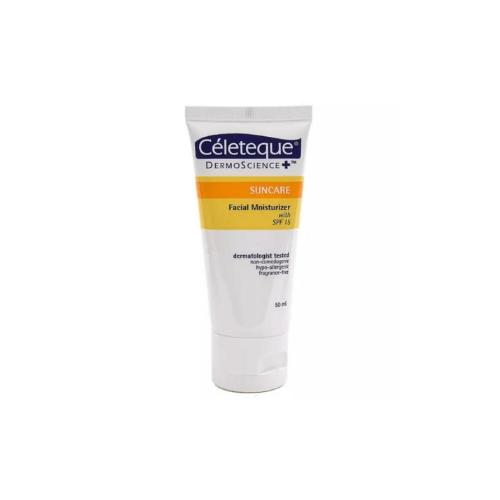 Celeteque Sun Matte Moisturizer SPF30 - Best Sunscreen Philippines