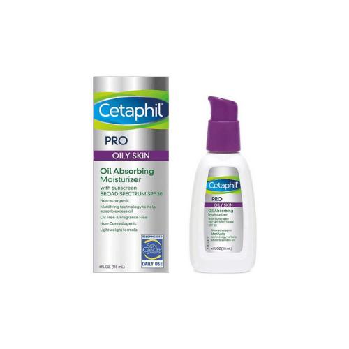 Cetaphil PRO Oil Absorbing Moisturizer With Spf 30 Broad Spectrum Sunscreen