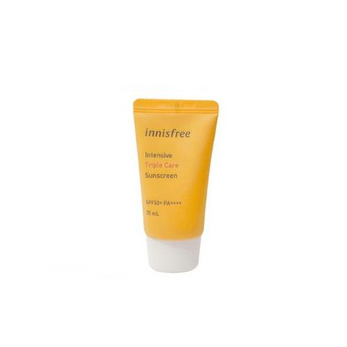 Innisfree Intensive Triple Care Sunscreen - Best Sunscreen Philippines