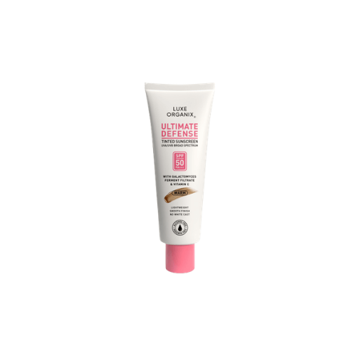 Luxe Organix Ultimate Defense Tinted Sunscreen SPF50
