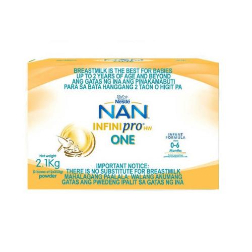 Nan InfiniPro