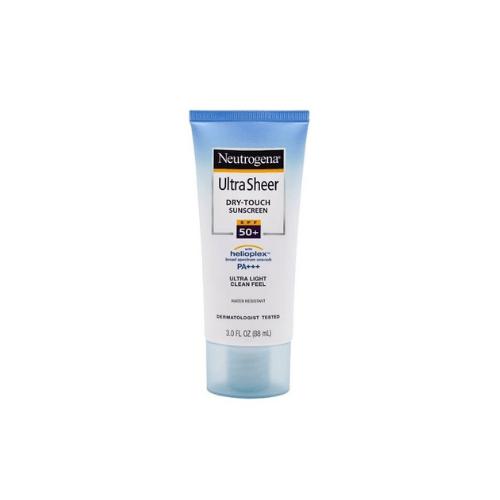 Neutrogena Ultra Sheer Dry Touch Sunscreen Broad Spectrum