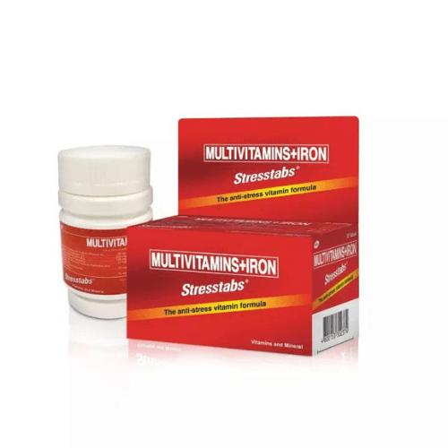 Stresstabs - Best Multivitamins Philippines