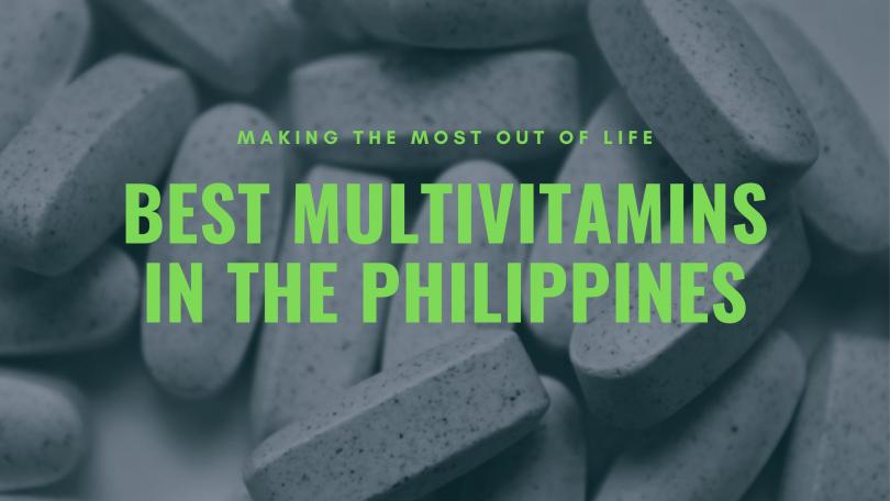 best multivitamins philippines