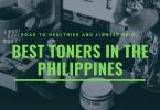 best toner philippines